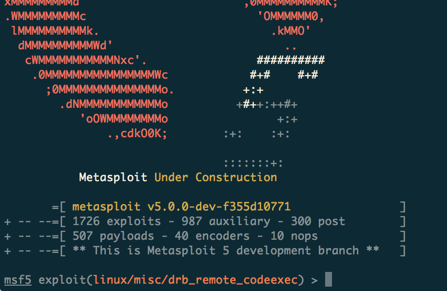 Metasploit Framework 5 0 Released