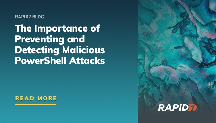 How to Prevent and Detect Malicious PowerShell Attacks