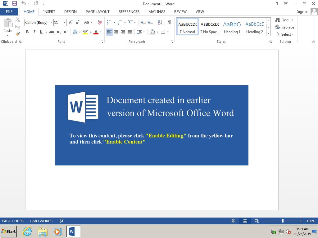 word-document-created-earlier-version