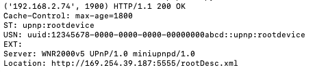 UPnP With a Holiday Cheer