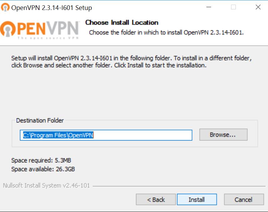 How to Install OpenVPN on Windows