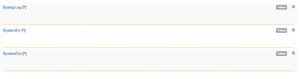 Log Data via a Proxy Server