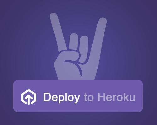 Heroku Buttons Rock