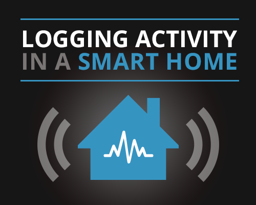 logging activity in a smart home