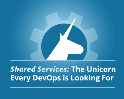shared services what every devops is looking for