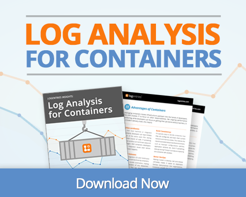 log-analysis-for-containers
