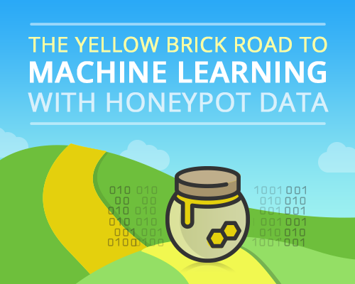 The yellow brick road to machine learning with honeypot data: Our