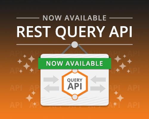 Now Available: REST Query API