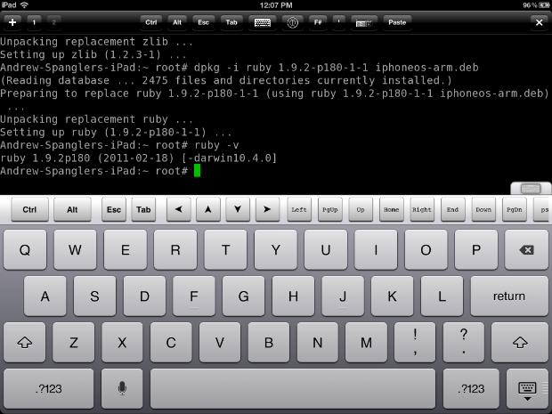 Mobile Pwning: Using Metasploit on iOS