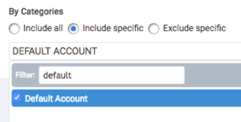 Focusing on Default Accounts - Targeted Analysis With Nexpose