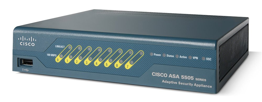 A Short Approach: The Cisco ASA 5505 as a Stepping Stone Into