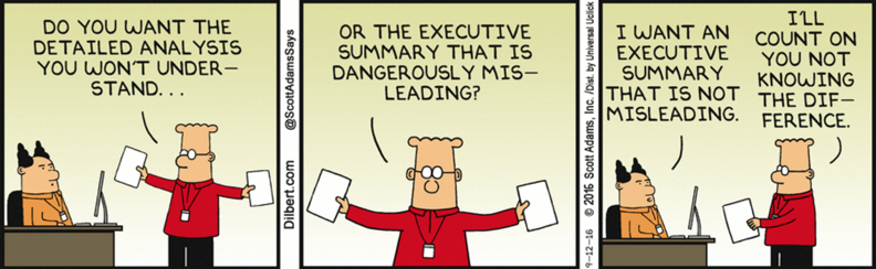 Image from dilbert.com