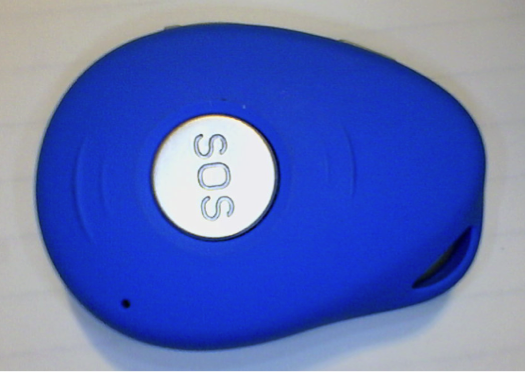 Figure 1: The EV-07S personal GPS tracker device